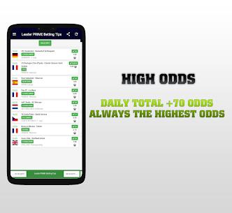 Leader Bet PRIME Betting Tips 2