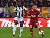 Serie A : Stefano Okaka porte Udinese vers le maintien