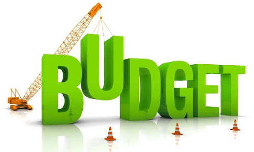 Budget word under construction