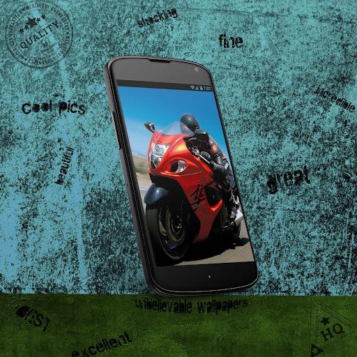 Racing Moto Bikes Wallpaper