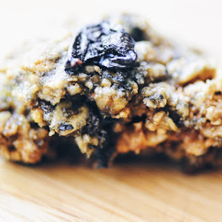 Gluten Free Blueberry Ginger Oatmeal Cookies