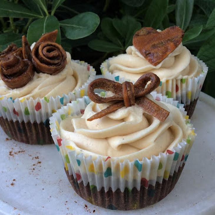 Gluten-Free Chocolate Coffee Cupcakes Recipe