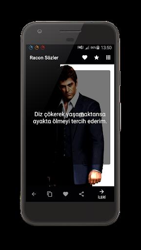 Racon Sözler 1.0 screenshots 1