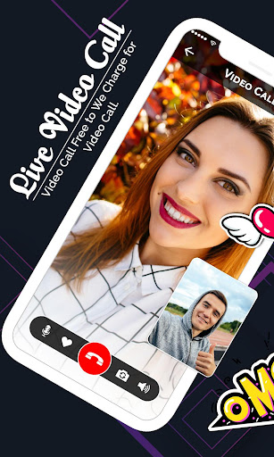 Live Popular Video Call : Video Chat With Girls 1.2 screenshots 1