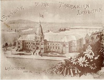 Tasmanian International Exhibition, Launceston 1891/92
