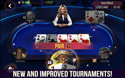 Zynga Poker u2013 Free Texas Holdem Online Card Games screenshots 11