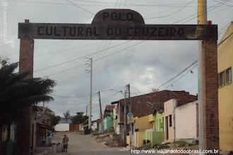 Photo: Gravatá - Pórtico de Entrada do Polo Cultural do Cruzeiro