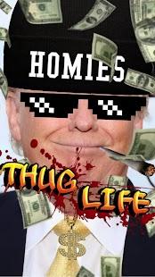 Thug Life ? Photo Editor - náhled