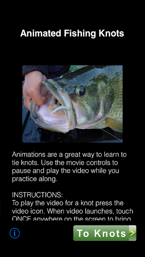 PC u7528 Animated Fishing Knots 1