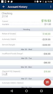 myCCCU Mobile Banking - náhled