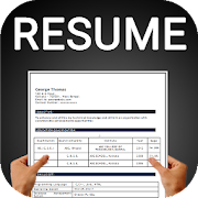 Resume builder Free CV maker templates formats app