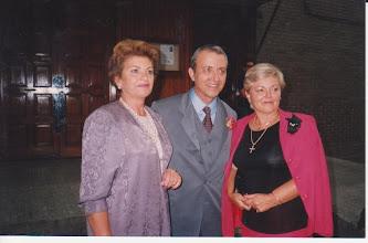 Photo: Carmina, Joaquín y Vely