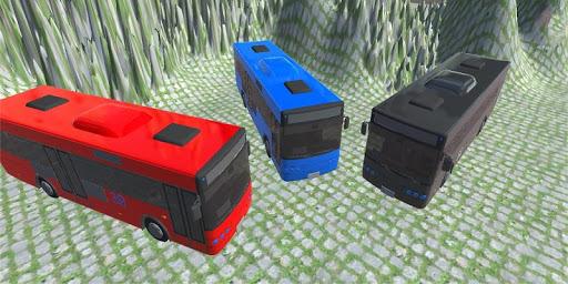 Hill Bus Driving screenshot 2
