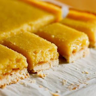 Lemon Mochi Bars