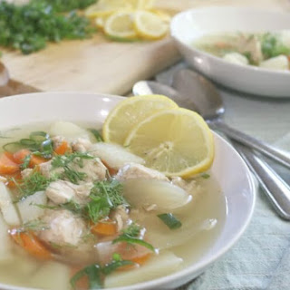 Easy Nourishing Fish Soup - SLOW method