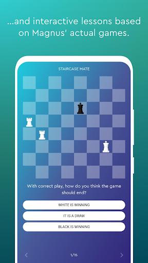 Magnus Trainer - Learn & Train Chess A2.3.1 screenshots 4