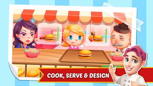 Code Triche Burger Rising APK MOD (Astuce) screenshots 3
