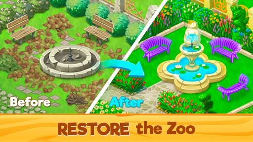 Zoo Rescue: Match 3 & Animals 2.27.470a64 screenshots 1