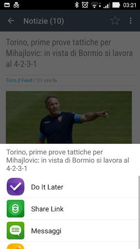Toro Torino Notizie 1.0 screenshots 6