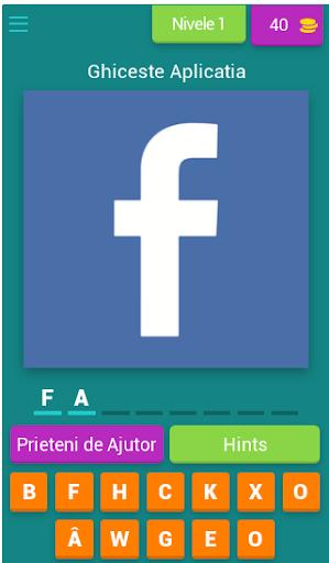 Ghiceste Aplicatia 3.2.8z screenshots 1
