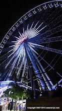Photo: The giant wheel at Asiatique.
