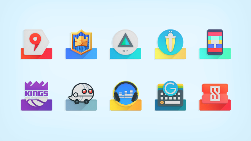ELEV8 Icon Pack Screenshot 5