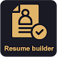 CV Maker Resume Builder PDF Unique Template 2019 APK