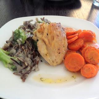 Chicken and Wild Rice Hotdish