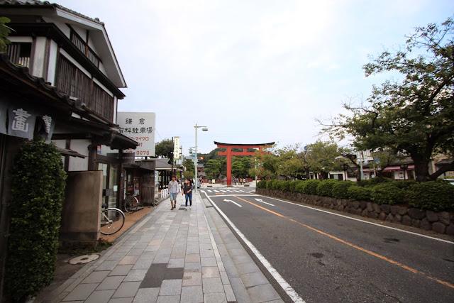 【聖地巡礼】ピンポン THE ANIMATION@東京(板橋駅)神奈川(鶴岡八幡宮前・滑川交差点)