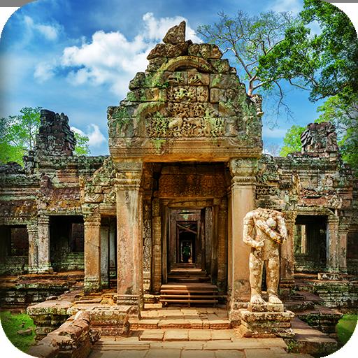 Escape Games - Cambodian Temple 2