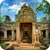 Escape Games - Cambodian Temple 2