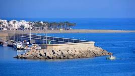 El Puerto de Carboneras  quedará totalmente renovado con una inversión de unos 8,5 millones de euros.