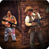 Castle Gangster Fighter - Virtual Family Rescue 3D