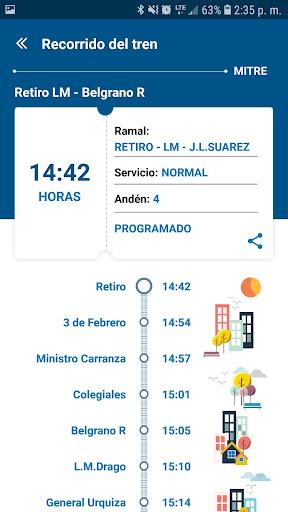 Trenes Argentinos 4.1.1 Screenshots 4