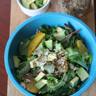 Avocado & Orange Salad