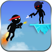 Stick Ninja Warrior: Gun Fu Legend