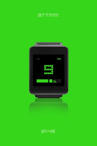 9TTMM - watchface to Wear