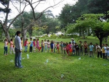 環境教育遊戲活動照片