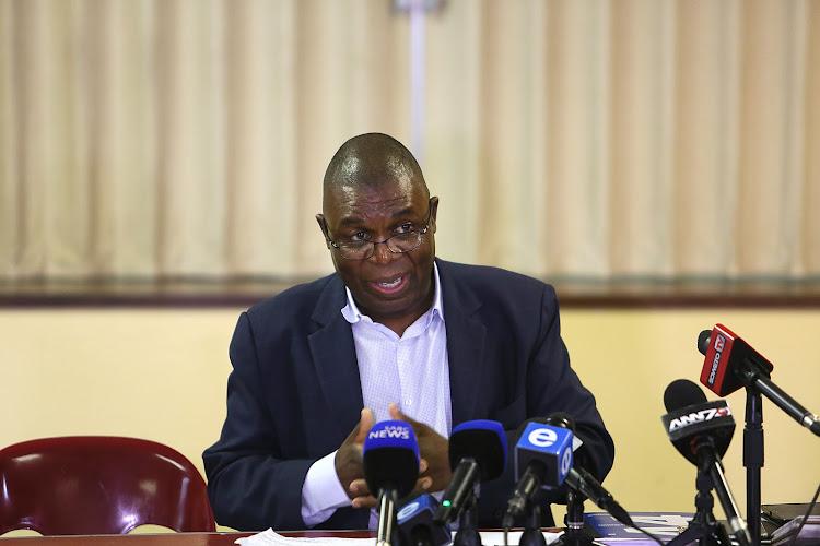 Isolating Madikizela-Mandela was not my decision alone ...
