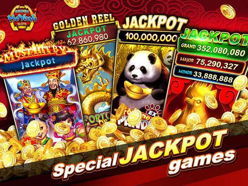 Slots (Golden HoYeah) - Casino Slots 2.5.2 screenshots 6