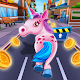 Unicorn Run Rush: Endless Runner Games APK