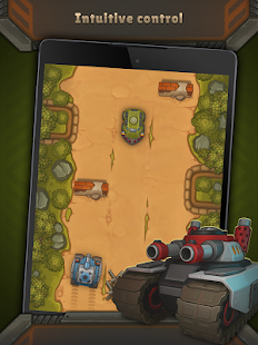 Way of Tanks- screenshot thumbnail