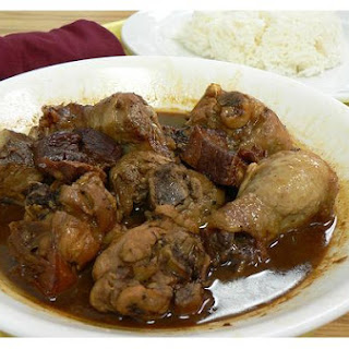 Chicken Pork Adobo