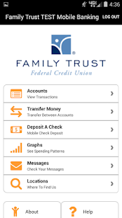 Family Trust Mobile Banking - screenshot thumbnail