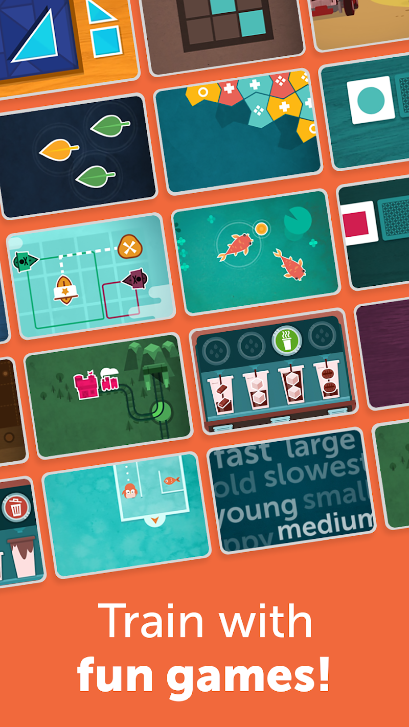 Lumosity: #1 Brain Games & Cognitive Training App Screenshot 15