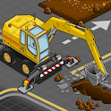 Construction Truck Builder icon