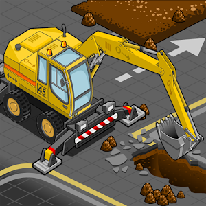 Construction Truck Builder for PC and MAC