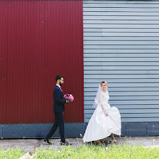 Wedding photographer Mariya Evseeva (Foxik-85). Photo of 18.09.2018