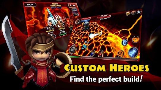 Dungeon Quest MOD APK [Unlimited Everything] Download 2020 4