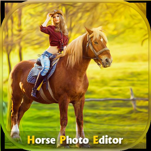Horse Photo Frames - Horse Photo Editor (app)